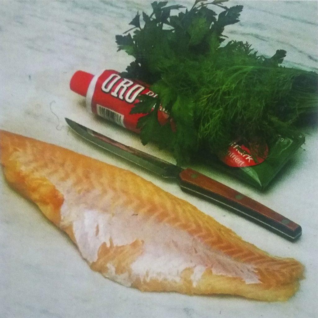 rollito de pescado foto 1